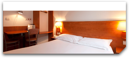 Our modern and renovated rooms